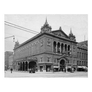 Teatro Indianapolis Indiana de 1902 parques Postales