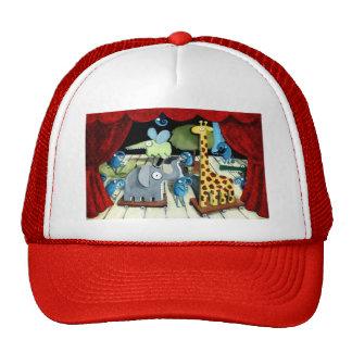 Teatro mágico gorra