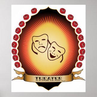 Teatro Mandorla Poster