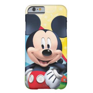 Teatro Mickey Funda Para iPhone 6 Barely There