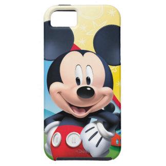 Teatro Mickey iPhone 5 Carcasas