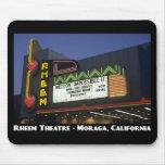Teatro Mousepad de Rheem Alfombrillas De Ratones