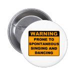 Teatro musical pin