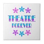 Teatro para siempre azulejos ceramicos