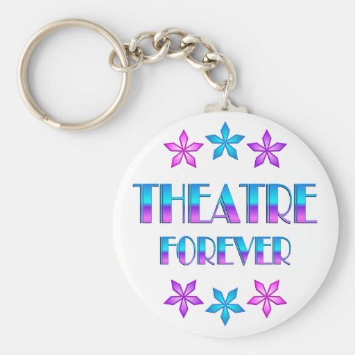 Teatro para siempre llaveros
