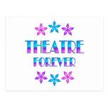 Teatro para siempre postales