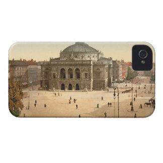 Teatro real, Copenhague, Dinamarca iPhone 4 Case-Mate Carcasa