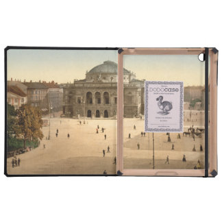 Teatro real Copenhague Dinamarca iPad Protector