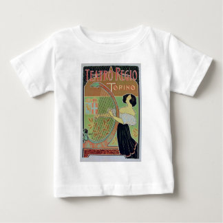 Teatro Regio Torino ( Royal Theater ) Baby T-Shirt