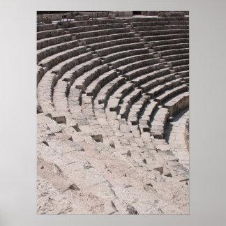 Teatro romano impresiones