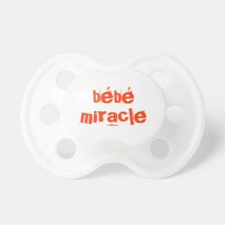 """Teats """"Baby miracle"""" Pacifier"""
