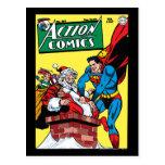 Tebeos de acción #105 tarjeta postal
