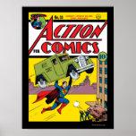 Tebeos de acción #33 posters