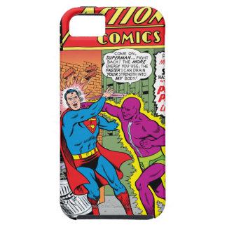 Tebeos de acción #340 iPhone 5 carcasas