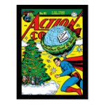 Tebeos de acción #93 tarjeta postal