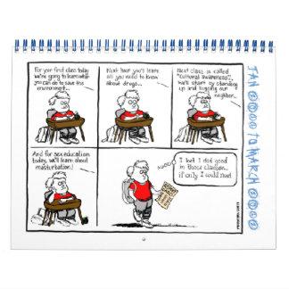 TEBEOS DE RUSSMO.COM, ENERO DE 2011 A MARZO DE 201 CALENDARIOS DE PARED
