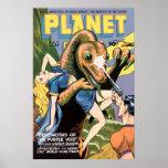 Tebeos del planeta poster