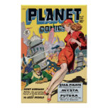 Tebeos del planeta posters
