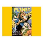 Tebeos del planeta tarjetas postales