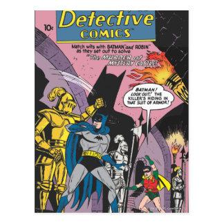 Tebeos detectives #246 tarjetas postales