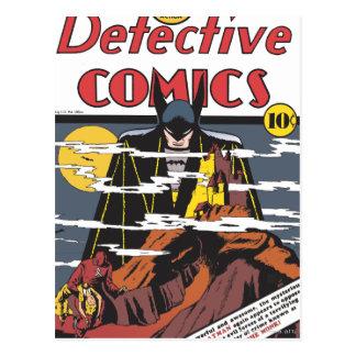 Tebeos detectives #31 postales