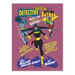 Tebeos detectives #359 postales