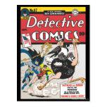 Tebeos detectives #67 tarjeta postal
