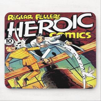 Tebeos heroicos 15 tapete de raton