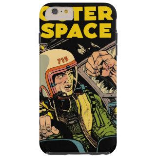 Tebeos no.18 del espacio exterior funda para iPhone 6 plus tough