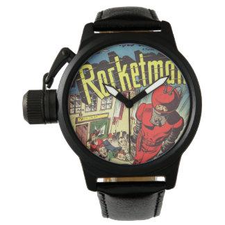 Tebeos retros - Rocketman Relojes De Pulsera