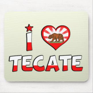 Tecate, CA Alfombrillas De Ratón