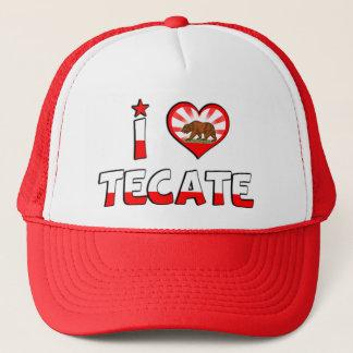 Tecate, CA Trucker Hat