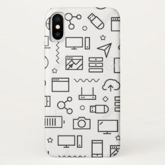 Tech 2017 - Iphone X Case