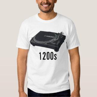 tech black, 1200s t shirt