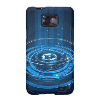 Tech blue case samsung galaxy s2 cases