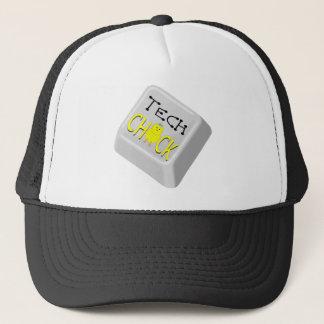 Tech Chick Trucker Hat