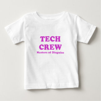 Tech Crew Masters of Disguise Baby T-Shirt
