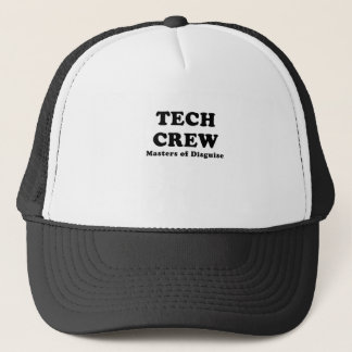 Tech Crew Masters of Disguise Trucker Hat
