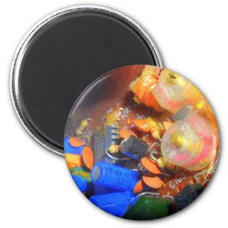 tech design look inside magnets