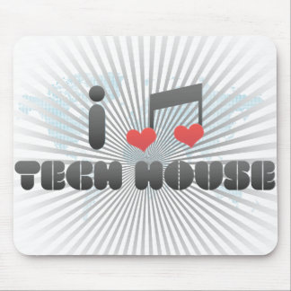 Tech House Mousepads