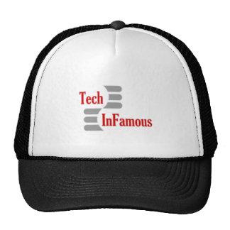 Tech InFamous Logo Trucker Hat