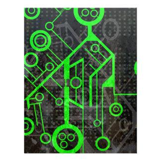Tech Letterhead