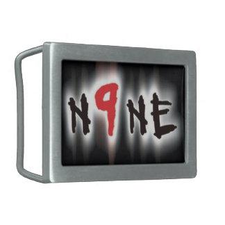 Tech N9ne Belt Buckle