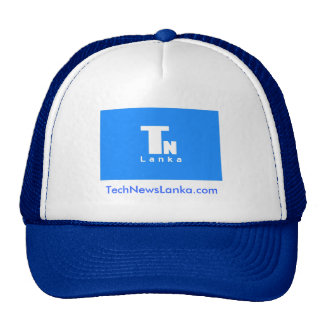 Tech News Lanka   Geeky Cap Trucker Hat