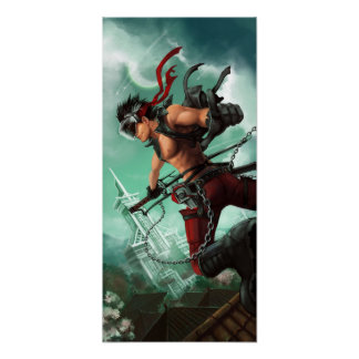 Tech Ninja Poster