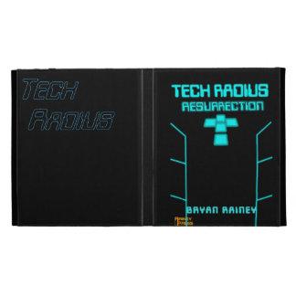 Tech Radius Resurrection ipad Folio case