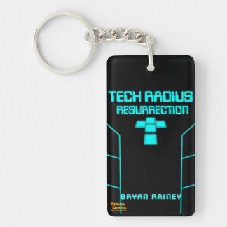 Tech Radius Resurrection Key Chain