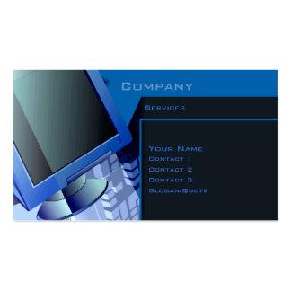 Tech. Services Business Card