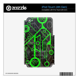 Tech iPod Touch 4G Skins