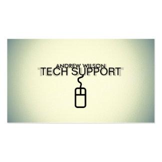 Tech Support Business Card